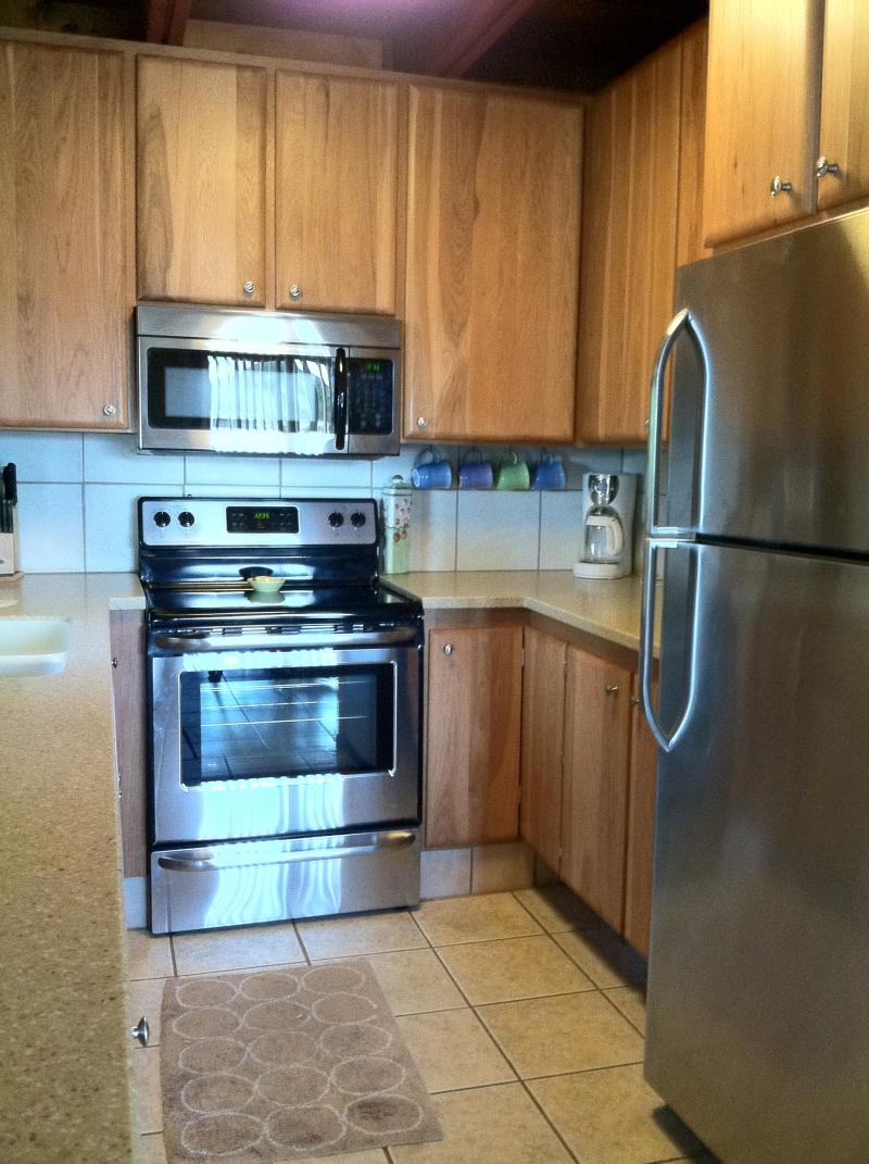 New Stainless Steel Appliances!