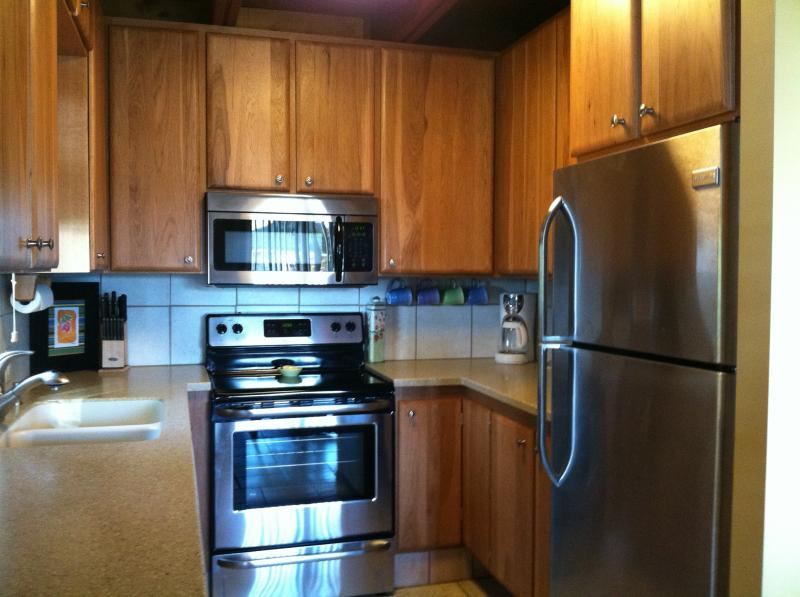All New Stainless Steel Appliances 2012 Season!