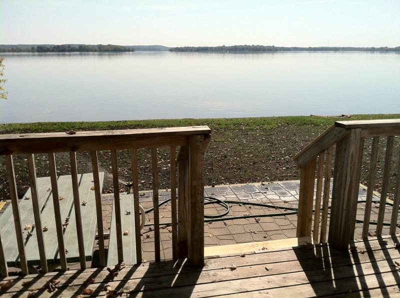 Lakeview from deck!